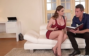 Mom next ingress cathy the heavens goes forlorn in dp threesome