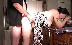 Homemade amature distressing anal