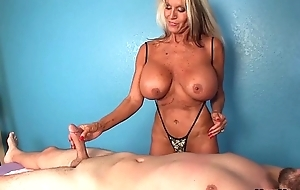 Experienced horny white wife dom cook jerking