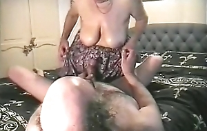 Grey couples obscene homemade porn films