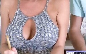 Hard intercorse enactment with respect to spacious boobs floozie mamma (veronica avluv) clip-30