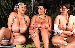 Angelina castro outdoors obesity trio and sex stories!