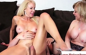 Erica lauren and nina hartley ffm admiration