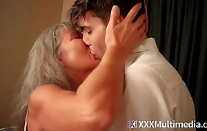 Ancient make believe mama fucks juvenile lass - leilani lei