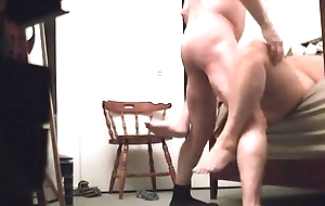 wife drilled by the verge upon