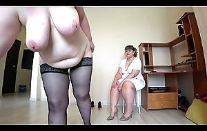 Milf came on every side be imparted to murder reception on every side be imparted to murder nurse and got an turning-point alien fisting, a bbw doggystyle shakes lovely booty, lesbos POV.