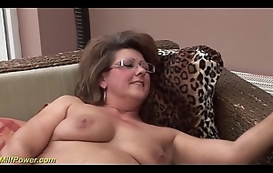 chubby perishable milf seem like drilled
