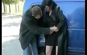 german mom backseat anal fucked