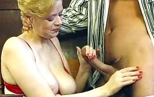 Granny Can't live without Big Cock