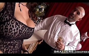 Brazzers - Milfs Irresistibly Obese - Sometimes I Be hung up on Everything chapter starring Ariella Ferrera and Xander C