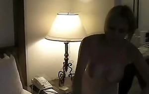 Female parent Strokes plus Sucks Sons Cock
