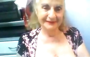 Old Granny Flashes say no to Tits more than Cam - More at one's disposal cuntcams.net