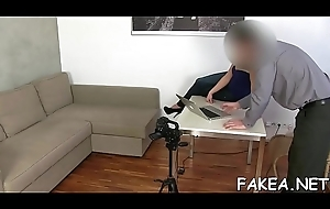Backroom casting couch porn movie scenes