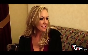 Brandi Love screams as A this babe acquires their way penurious cunt nailed hard - MilfMom.com
